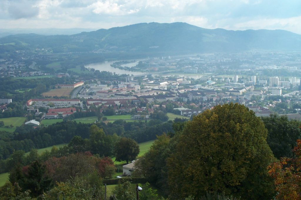 Linz City View