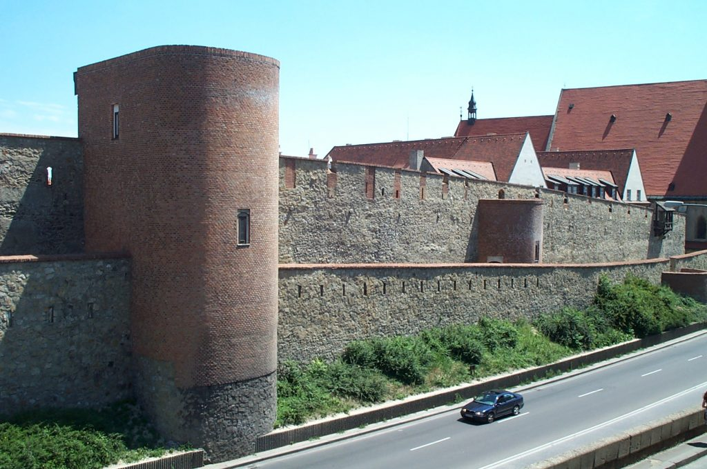 Outer Walls of the Old City