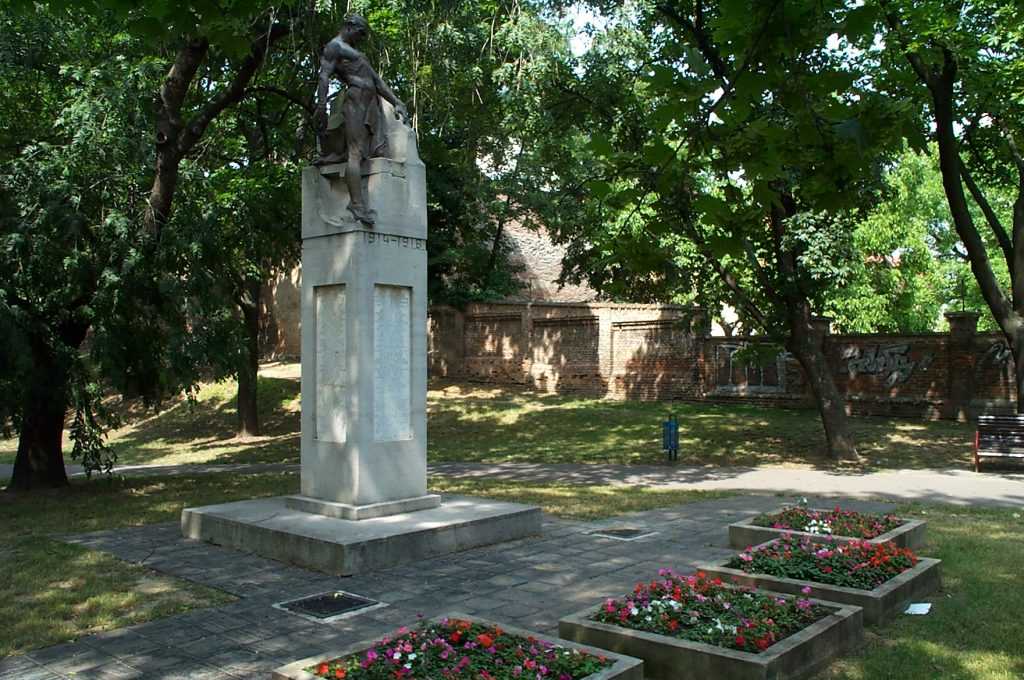 World War I Memorial in Trnava
