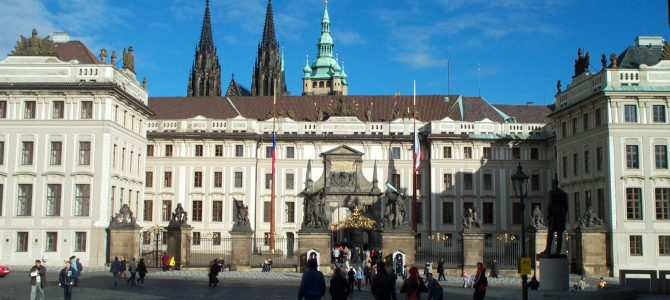 Prague, Czech Republic — Part 2 (Hradčany: The Great Castle District)