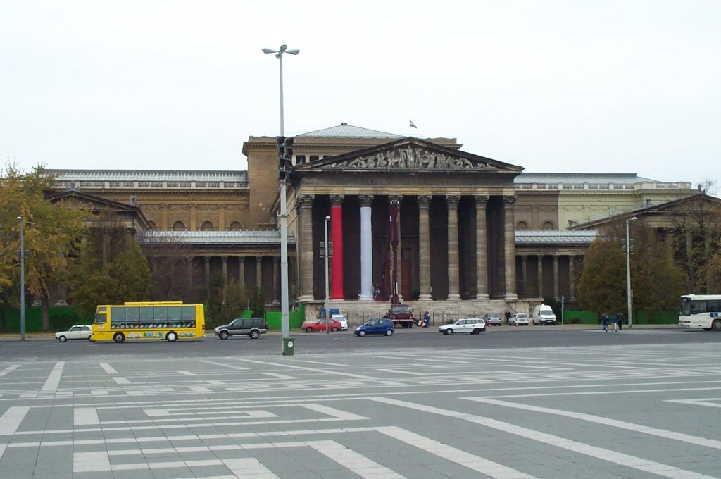 Muscarnok Exhibition Hall