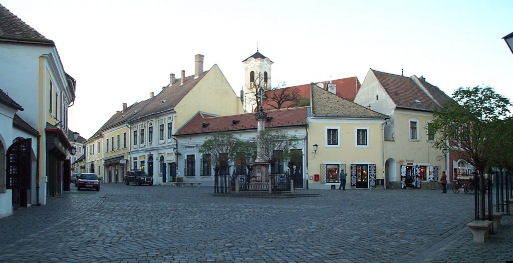 City Square, Szentendre