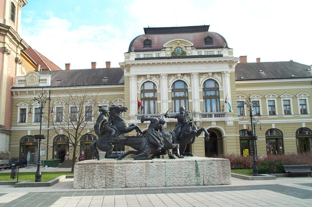 City Hall of Eger
