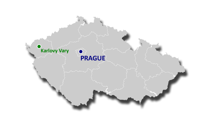 Map Czech Republic copy